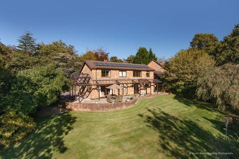 5 bedroom detached house for sale - Wyndham Park, Peterston Super Ely, Vale of Glamorgan, CF5 6LQ