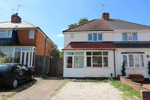 2 bedroom semi-detached house to rent - Ringswood Road, Solihull