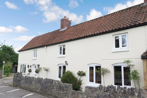 3 bedroom cottage for sale - Castle Lane, Wookey