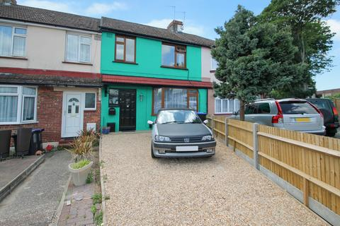 3 bedroom terraced house for sale - Monks Close, Lancing BN15 9DB