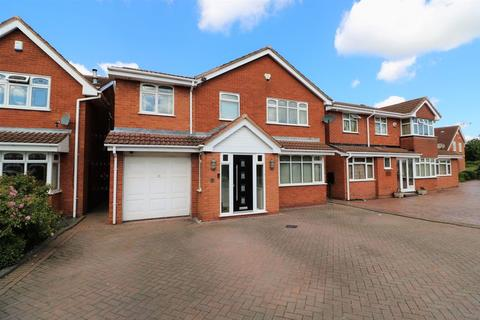 4 bedroom detached house for sale - Nightingale Crescent, Willenhall