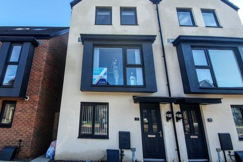 3 bedroom end of terrace house for sale - Heol Tapscott, Barry