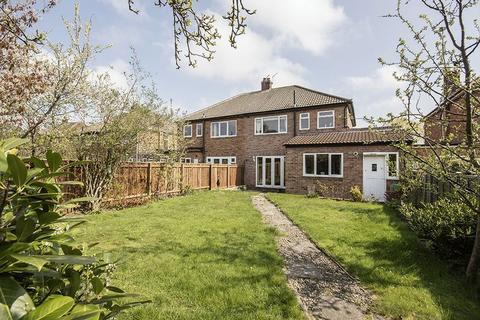3 bedroom semi-detached house to rent - Great North Road, Brunton Park, Gosforth