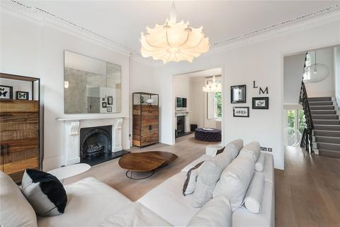 6 bedroom terraced house for sale - Lansdowne Crescent, Notting Hill