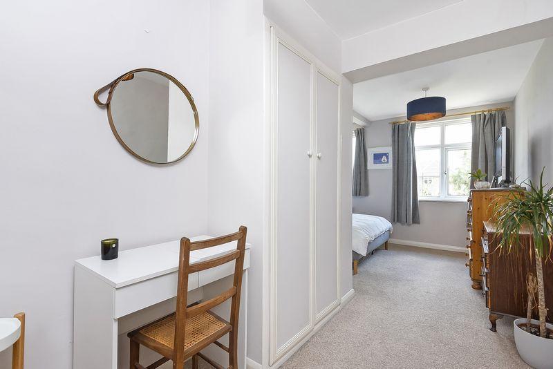 Bedroom / dressing