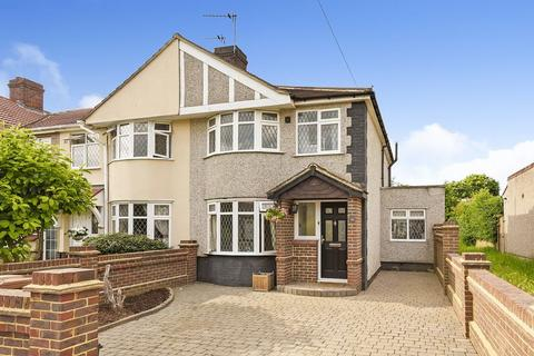 3 bedroom end of terrace house for sale - Haddon Grove, Sidcup, DA15 8NA