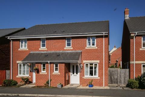 3 bedroom semi-detached house for sale - King's Heath, Exeter
