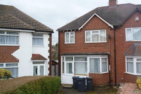 3 bedroom semi-detached house to rent - Woodleigh Avenue, Harborne, B17 - Three bed semi-detached