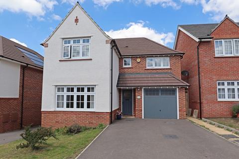 4 bedroom detached house for sale - Porter Close, Hinckley, LE10