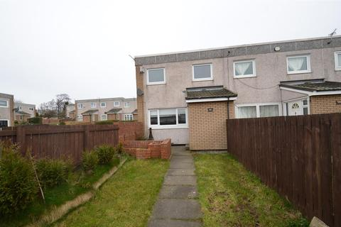 2 bedroom end of terrace house to rent - Millbeck Gardens, Low Fell