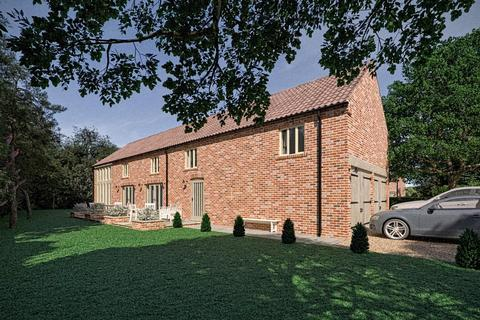 5 bedroom detached house for sale - Strensall Road, Earswick, York
