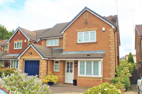 4 bedroom detached house for sale - Keystone Close, Salford 6