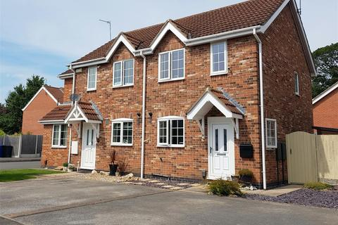2 bedroom semi-detached house for sale - Little Woodbury Drive, Littleover, Derby
