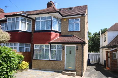 4 bedroom end of terrace house for sale - Lakeside Crescent, East Barnet / Cockfosters Borders, Barnet