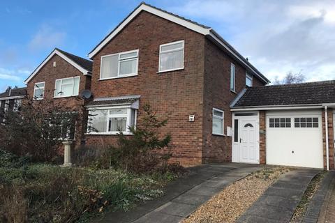 4 bedroom detached house to rent - Shurville Close, Earls Barton, Northamptonshire