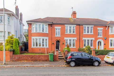4 bedroom semi-detached house to rent - Lake Road West, Roath Park