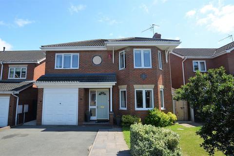 4 bedroom detached house for sale - Linnet Hill, Mickleover, Derby