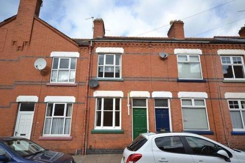 2 bedroom terraced house to rent - Howard Road, Clarendon Park, Leicester, LE2 1XJ