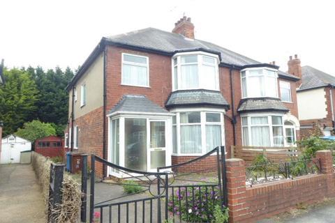 3 bedroom house to rent - Allderidge Avenue, Hull, HU5 4EQ