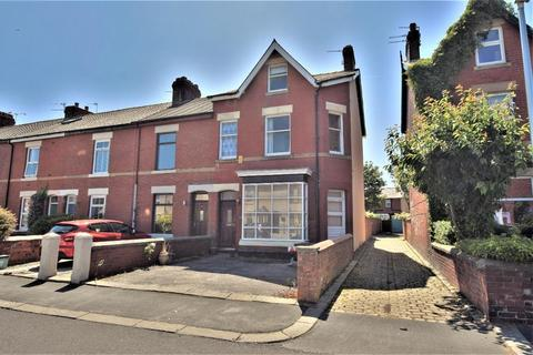 5 bedroom end of terrace house for sale - Holmefield Road, St Annes, Lytham St Annes, Lancashire, FY8 1YF
