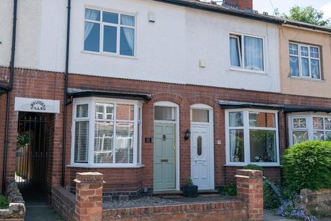 2 bedroom terraced house for sale - Hampton Court Road, Harborne, Birmingham, B17 9AG