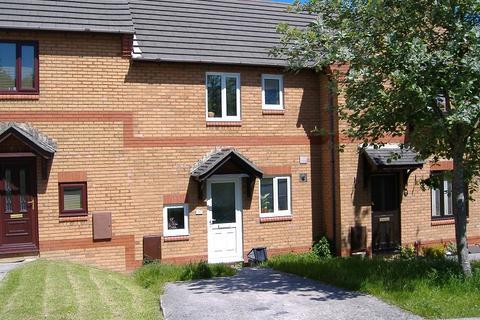 2 bedroom terraced house to rent - 26 St Davids Close, Brackla, Bridgend, Mid. Glamorgan. CF31 2BN