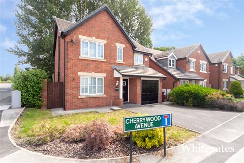 4 bedroom detached house for sale - Cherrywood Avenue, Halewood, Liverpool, Merseyside, L26
