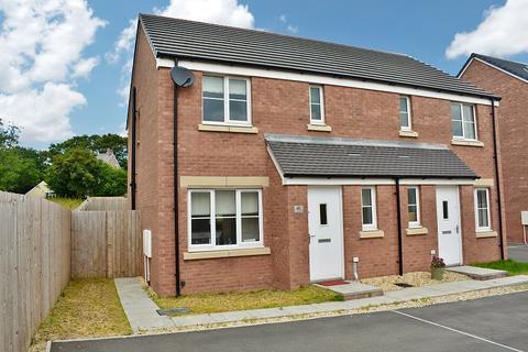 3 bedroom semi-detached house for sale - Clos Y Coed Castan, Coity, Bridgend. CF35 6PA