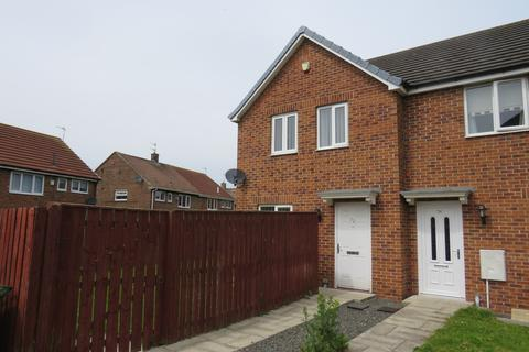 3 bedroom end of terrace house for sale - Fairburn Road, Peterlee SR8
