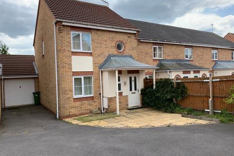 3 bedroom link detached house for sale - Murby Way, Leicester LE3