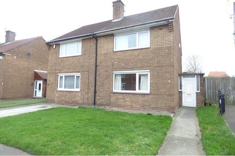 2 bedroom semi-detached house to rent - Edendale Avenue, Cowpen, Blyth, Northumberland, NE24 5QD