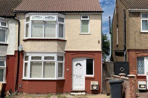 3 bedroom end of terrace house to rent - Luton  LU4
