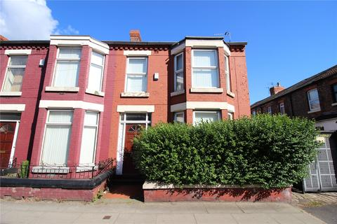 4 bedroom end of terrace house for sale - Gainsborough Road, Liverpool, Merseyside, L15