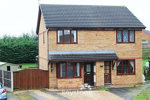 2 bedroom semi-detached house for sale - Caldbeck Crescent, Connah's Quay, Deeside. CH5 4YQ