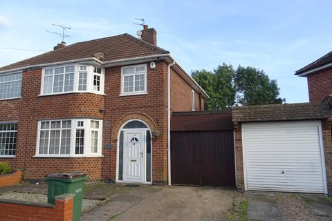 3 bedroom semi-detached house to rent - Repton Close LE18