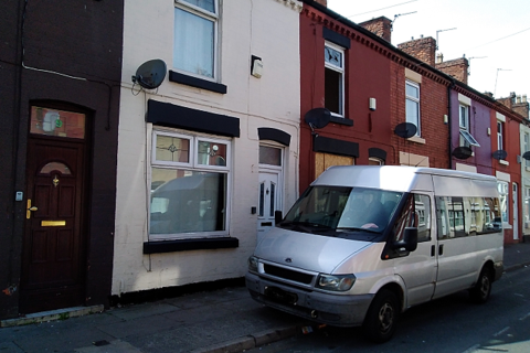 2 bedroom terraced house to rent - Scorton Street, Liverpool L6