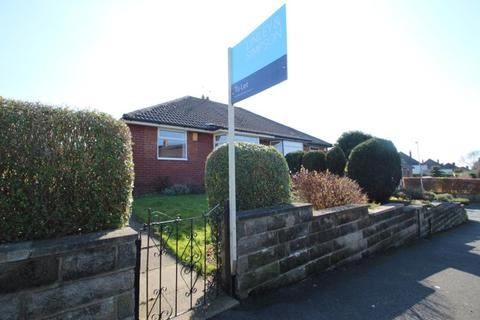2 bedroom semi-detached bungalow to rent - TINSHILL LANE, COOKRIDGE, LS16