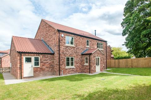 4 bedroom detached house for sale - Plot 2, Greenfield Close, Topcliffe, Near Thirsk, North Yorkshire, YO7