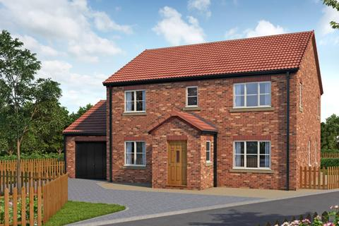 4 bedroom detached house for sale - Plot 1, Greenfield Close, Topcliffe, Near Thirsk, North Yorkshire, YO7