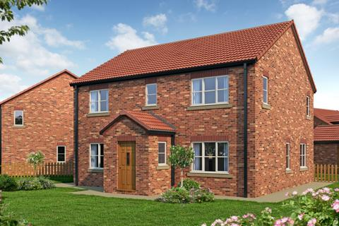 4 bedroom detached house for sale - Plot 3, Greenfield Close, Topcliffe, Near Thirsk, North Yorkshire, YO7