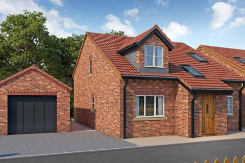3 bedroom detached house for sale - Plot 5, Greenfield Close, Topcliffe, Near Thirsk, North Yorkshire, YO7
