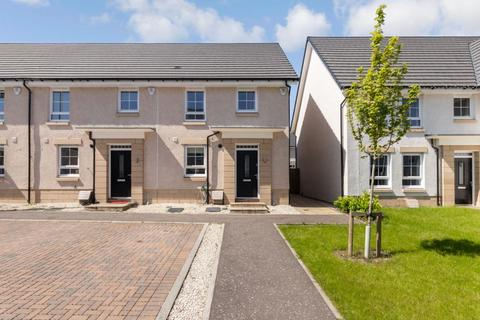 3 bedroom end of terrace house for sale - 8 Thorters Place, Edinburgh, EH16 6FQ