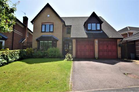 4 bedroom detached house for sale - Althorpe Drive, Dorridge, Solihull, B93 8SG