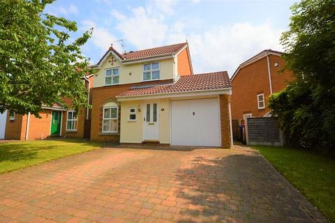 3 bedroom detached house for sale - Amberhill Way, Worsley, M28 1YJ