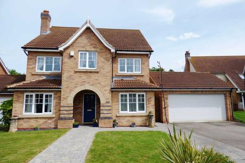 5 bedroom detached house for sale - Tunstall Gardens, Redcar
