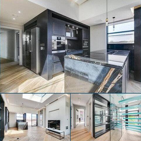 2 bedroom flat for sale - Barons Keep, Gliddon Road, London, W14