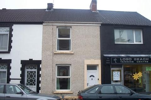 3 bedroom terraced house to rent - Oxford Street, Sandfields, Swansea.