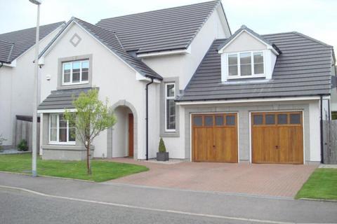 5 bedroom detached house to rent - Woodlands Walk, Pitfodels, AB15