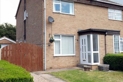 2 bedroom semi-detached house for sale - Chestnut Drive, Clowne, Chesterfield
