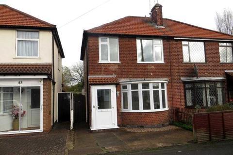 3 bedroom semi-detached house to rent - Ravenhurst Road, Leicester